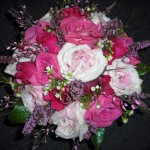 &quot;Pretty in Pinks&quot; bouquet.