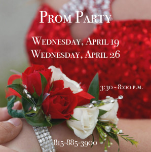Prom Party 2017