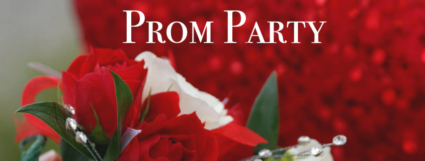 Prom Party 20171