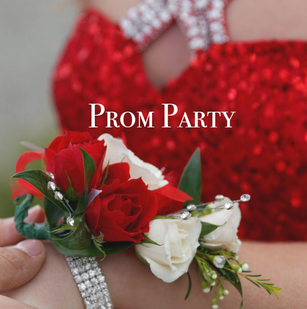 Prom party 2017 event floral special event floral and design prom party 2017 izmirmasajfo